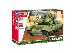 Констp IBLOCK, танк, 492 дет. 53*31*6см.  PL-920-103  (9/18)
