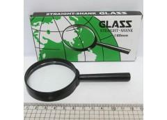 Лупа JO 60 мм. скляна лінза, пласт. оправа 7805-60G/60-YB/YB19013-60 J.Otten (10...