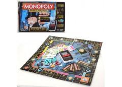 Гра наст в кор Монополія, термінал звук, світ, фішки на бат, 41*27*6см 4007 (18)...