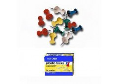 Кнопки ECONOMIX гвіздки за 36 шт. E41102 (10/500)