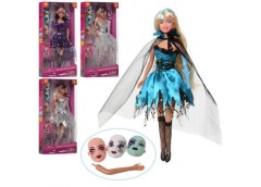 Лялька DEFA в кор, кукла 30см, аксесуари, 16*33*6см 8396-BF (24)