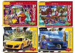 Пазли Puzzle 120елем (8/40) Danko toys