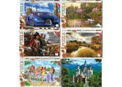 Пазли Puzzle 500 елем (12) Danko toys