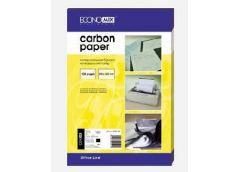Папір копіюв. ECONOMIX синій, 100 арк. E20501-02 &&