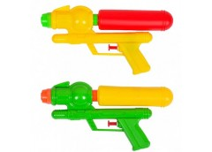 Водяний пістолет в кул. помпа, 22см. 189