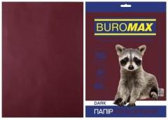 Папір офс А-4 50а/ 80г Dark коричневий 2721450-25 BM BUROMAX