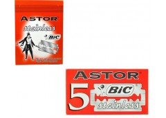 Леза ВІС ASTOR stainless  5*1  за 1 шт в упак (20) шт 811123