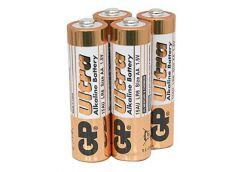 Бат. R6 сп. GP Ultra Alkaline 15AU-S (2/40)