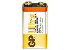 Крона сп. GP Ultra 9V Alkaline 1604AU-S1 (1/10)