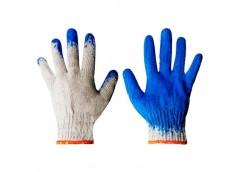 Рукавиці грязні сині №8 (10/600)