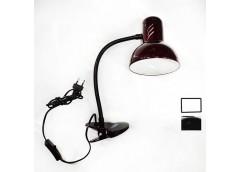 Лампа настільна прищепка в асорт. E27 L-104/L-101/L-105 (1)