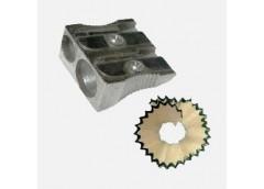 Точилка ECONOMIX метал 2 леза E40602 (12/720)