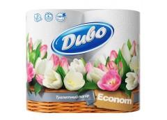 Туалетний папір Диво біла за 4шт БарОС (24)
