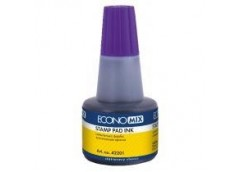 Фарба штемп ECONOMIX фіолетова E42201-12 (12)