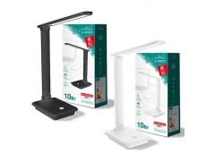 Лампа настільна світлодіодна TITANUM, 3000-6500K, 220В,  TLTF-009B/W 10W (30)