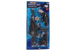 Набір поліцейського на лист. 25*52см. 13-1 (30/60)