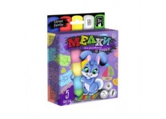 Крейда асфальтна Jumbo, 5 кол.  MEL-01-03 Danko toys (20)