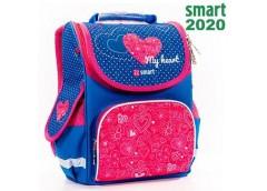 Рюкзак каркасний Smart PG-11 My Heart 34*26*11см. 558065
