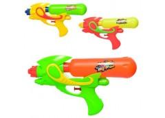 Водяний пістолет в кул. 26см. 3 кол. 15*26*5см M 5910 (144)