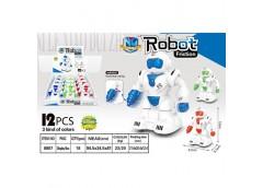 Робот в кор 12шт в упаковці 3кол 10*6*12см 8807 / 04951 (12/216)