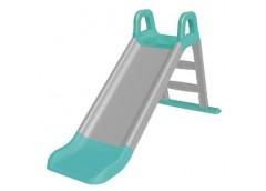 Гірка для катання дітей пласт. 140*40*80см сіро-зелена в кор. 80*25*43см 0140/11 (1) DT