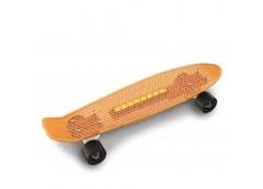 Скейт пласт. в кор. 55*15*10см. помаранчевий 0151/2  (1) DT