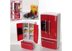 Мебель в кор, холодильник 28*13*8см. посуда 17*34*10см.   66081-3 (48)
