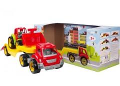 Автовоз з трактором  3916 (4)