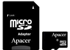 Карта пам'яті APACER microSDHC 32GB UHS-I  U1+adapter  8876