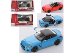 Машина Kinsmart метал інерц BMW Z4 13см. відкр. двері, рез. кол. 16*8*8см,  KT 5...