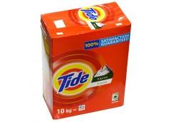 Порошок для прання Tide Alpine Fresh 10кг картон. упак. 130 прань TTT (1)