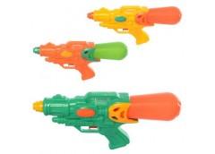 Водяний пістолет в куль 26см. 3кол. M 5936