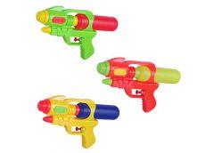 Водяний пістолет в куль 23см. 3кол. MR 0567