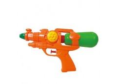 Водяний пістолет в куль 24см. 3кол. MR 0584