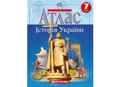 Атлас Картографія Історія України  7кл (50)