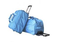 Дорожня сумка на колесах 530412/2   (якісна)  2/2 (середня)