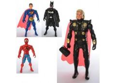 Супергерой в кор. (СП, AV, BM) 27см. світ. на бат. 5 видів  1899-1K-2K-3K-4K-7K ...