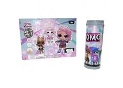 Лялька LOL OMG disco в банці S11 (1/12/432)