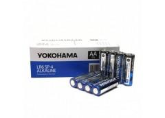 Бат. R6 сп. Yokohama  Alkaline OSM  (2/40/1000)
