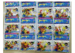 Виростайка шаріки різнокольорові 2гр.3014-6  (20/200)  &&