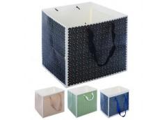 Пакет подар паперовий Кубик 17*17см C 25242-1  (12/576)