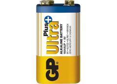 Крона сп. GP Ultra Plus Alkaline 9V 1604AUP-5S1 (1/10)