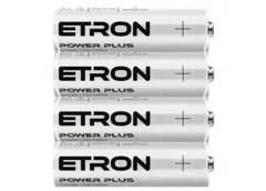 Бат. R6 сп. Etron Power Plus (4/60/1200)