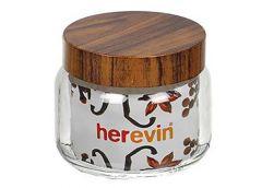 Банка Herevin Woody 425 мл 231357-000