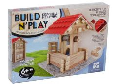 Констp Danko toys BUILDNPLAY Колодязь  BNP-01-02 (20)