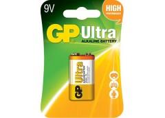 Крона бл. GP Ultra 9V Alkaline 1604AU-5UE1 (1/10)