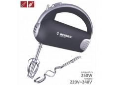 Міксер електричний 5SP/250W, 4 насадки 10342  (16)