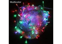 Герлянда 100 лам LED різні кольор. 7м 8 функцій NC-127-100-Mix (100)