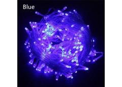 Герлянда 100 лам LED синя 7м 8 функцій NC-127-100-C-1 (100)