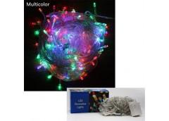 Герлянда 300 лам LED різні кольор. 16м 8 функцій NC-127-300-Mix (100)